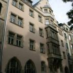 Leipzig Dittrichting 12 Diakonenhaus 1903 von Weidenbach + Tschamer