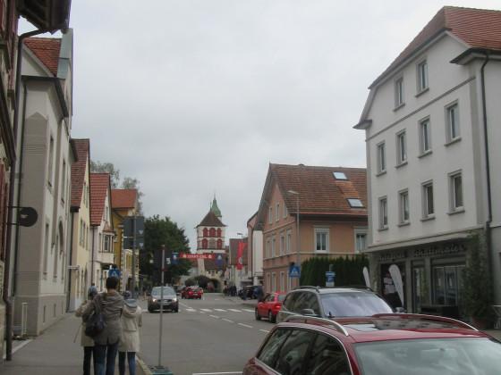 Lindauer Straße am 17. Sept. 2016