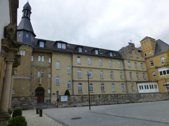 Neben der Busdorfkirche