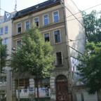 Leipzig-Waldstraßenviertel Waldstraße 4 vorhher