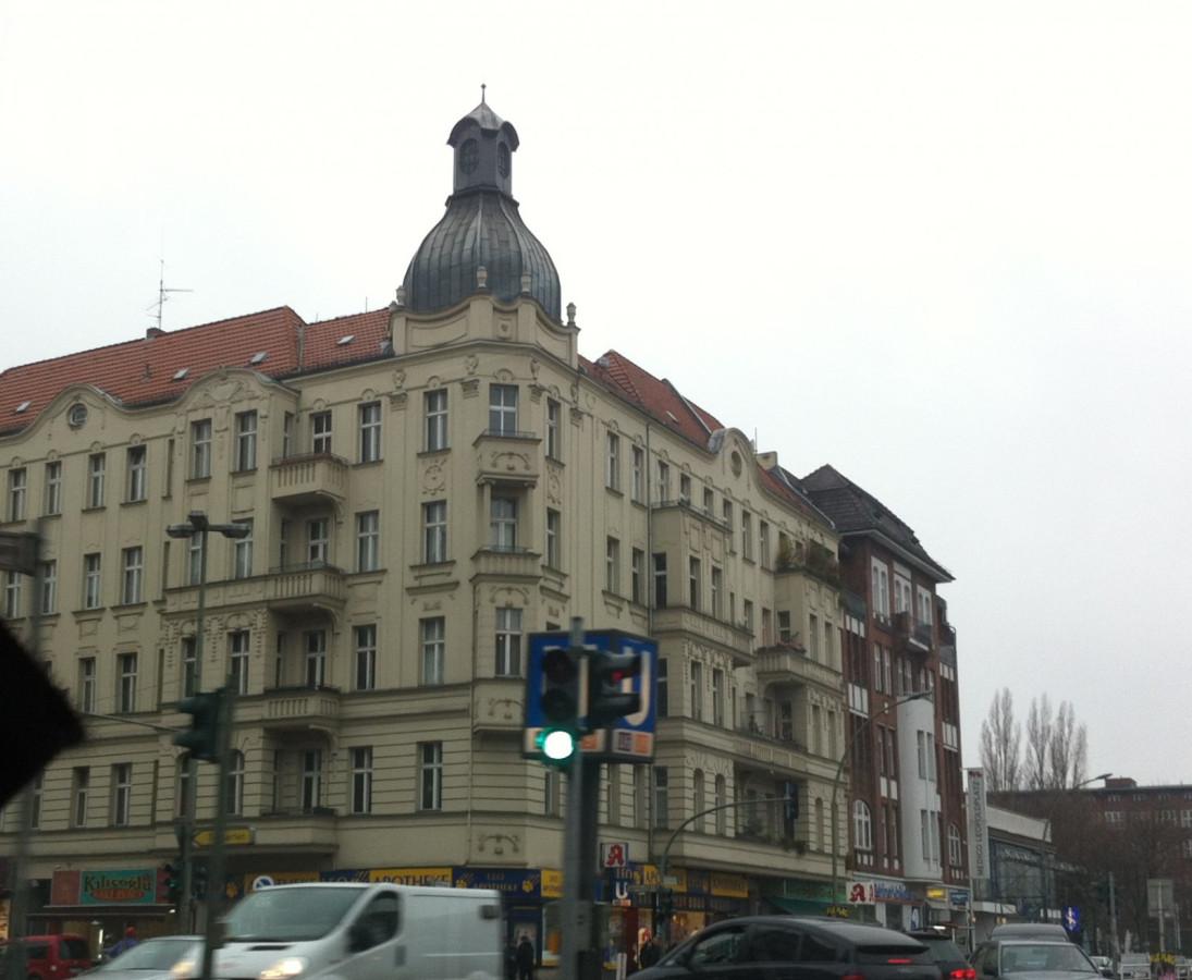 Berlin Dezember 2013