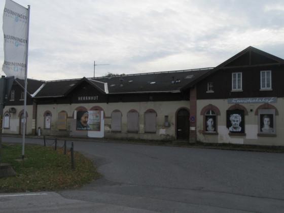 Bahnhof Herrnhut, 1. November 2016