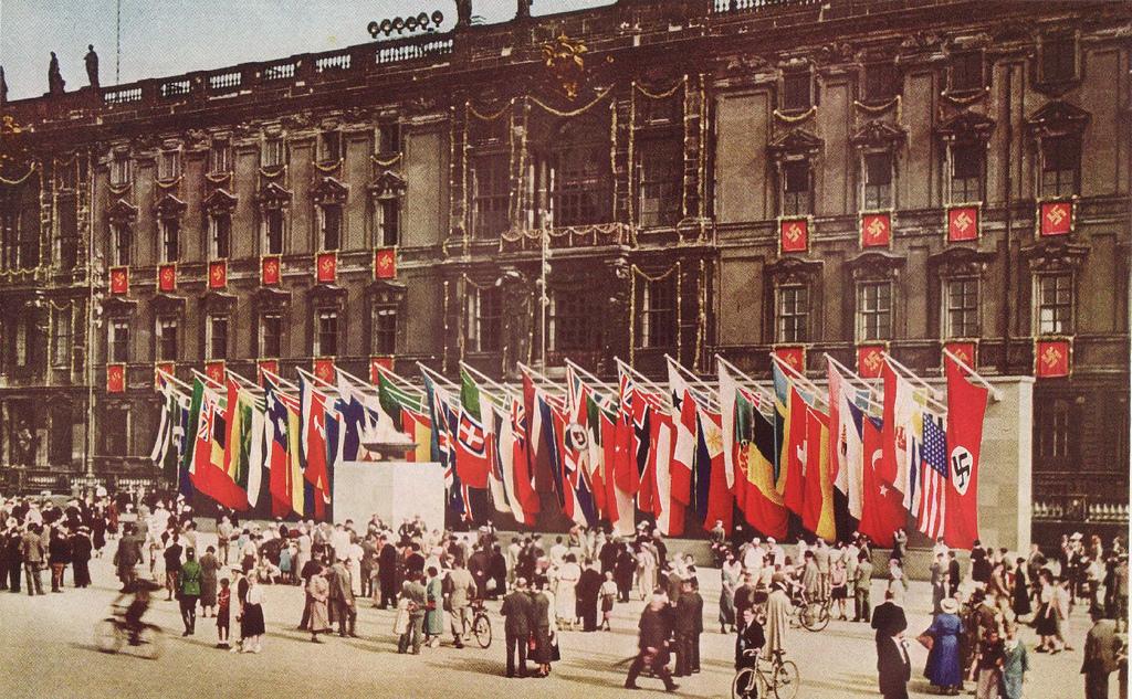 Schloß Berlin 1937