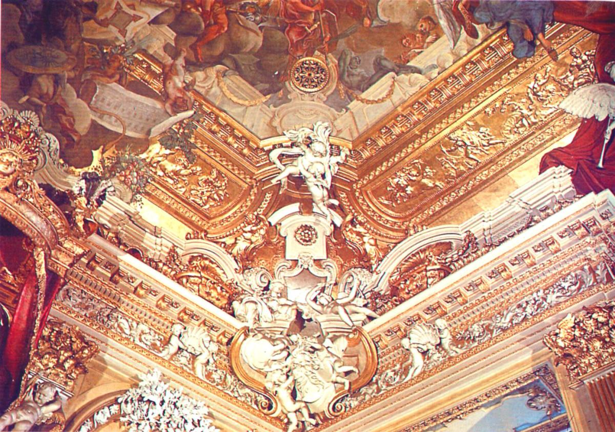 Schloss Berlin Rittersaal 1944a