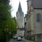 Michaelikirche und Dom