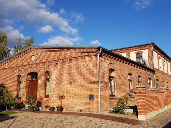 Neustrelitz Carolinenstift Sanierung Ex-Krankenhaus