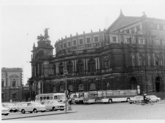 Semperoper Dresden, Mai 1976