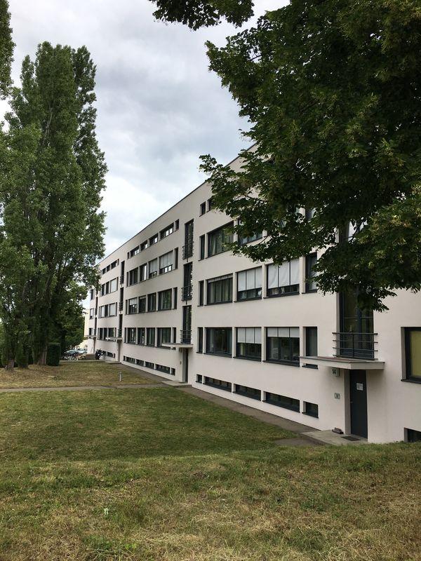 Wohnblock von Ludwig Mies van der Rohe