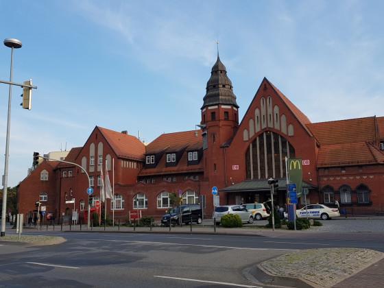 Stralsund Hauptbahnhof