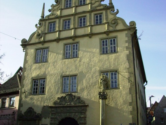 Rathaus von Sulzfeld