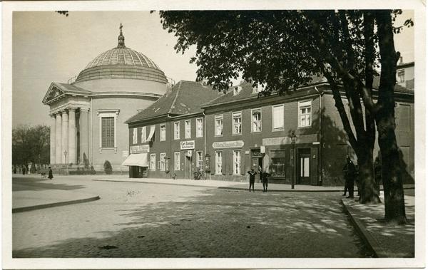 Kleines holländisches Viertel Potsdam, um 1910