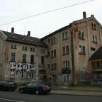 Leipzig-Gohlis Platnerstraße Gohliser Mühle vorher