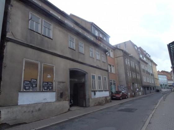Alexanderstraße Eisenach