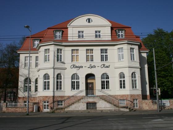 Leipzig Prager Str. 191 Königin Luise nachher