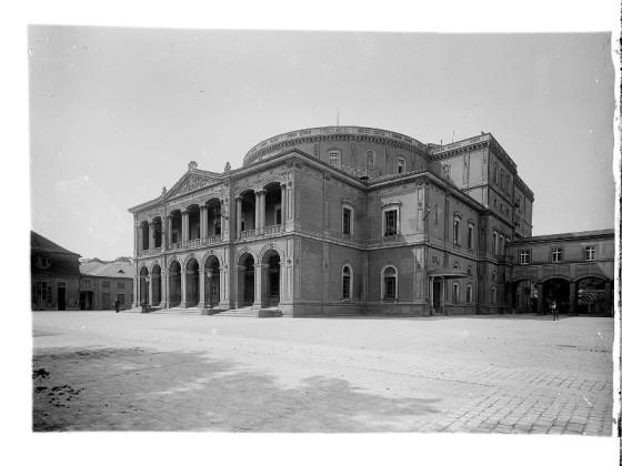 Hoftheater Karlsruhe, 1910