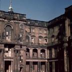 Schloß Berlin Schlüterhof 1944