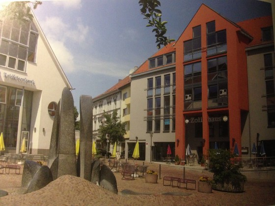 Zollhaus Marktplatz