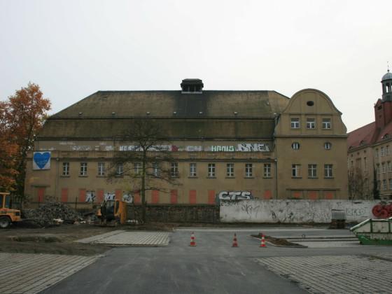 Leipzig-Nordvorstadt Stadtbad Euritzscher Str vorher