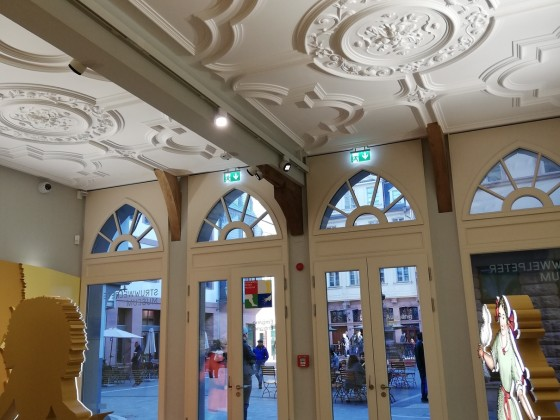 Haus zum Esslinger, Tante Melber - Neue Altstadt Frankfurt