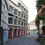 Walburger Straße in Richtung Kohlbrink/Salzbrink