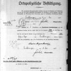LRA Feuchtwangen, Baupläne, Feuchtwangen, Nr- 240 aus 1921, Aufnahme 9