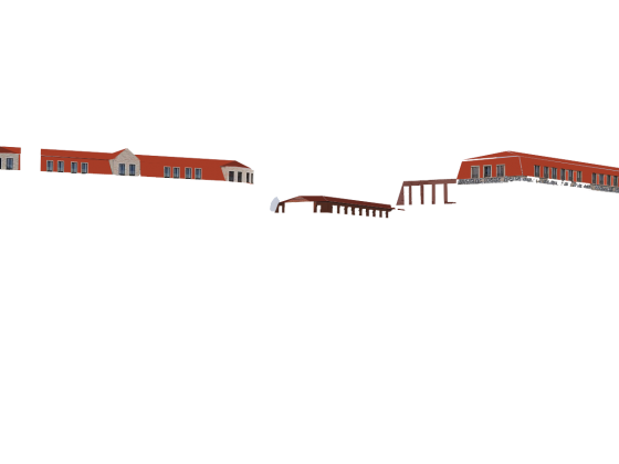 Postplatz-Dächer