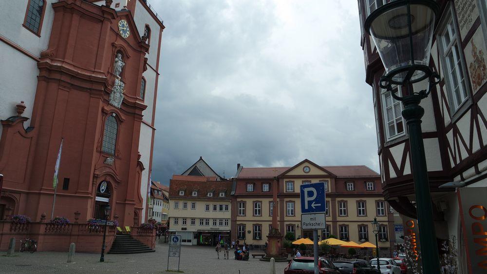 Fulda, Unterm Heilig Kreuz