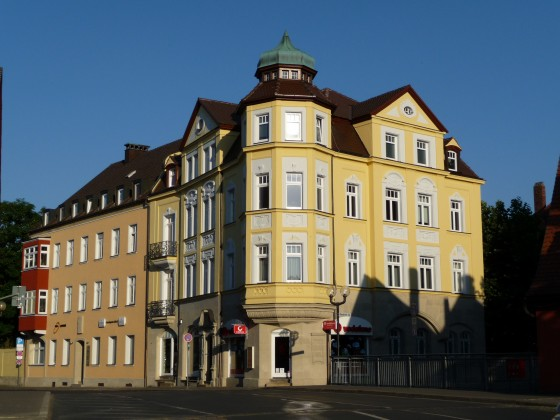 Forchheim, Klosterstraße 4+6