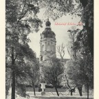 Schlossturm Neustrelitz sw
