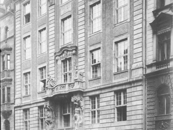 Taubenstr.10, 1907