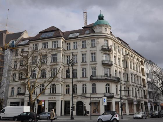 Berliner Gründerzeitler I