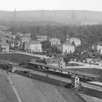 Bahnhof Dresden-Strehlen um 1908