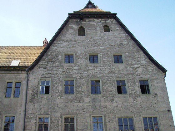 Steinernes Haus ( Haus der Geschichte ) altes Rathaus