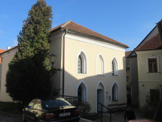 Alte Synagoge, Trebitsch