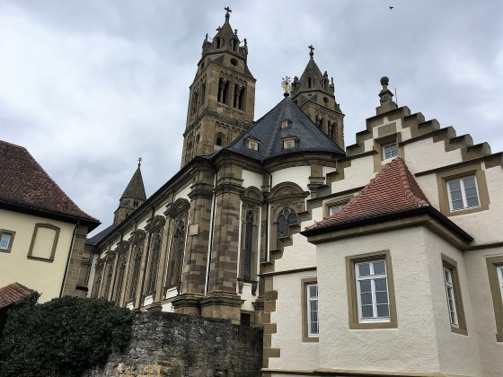 Kloster Comburg