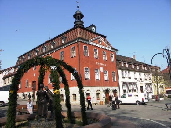 Rathaus alt