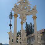 Prachtvoller klassizistischer Brunnen