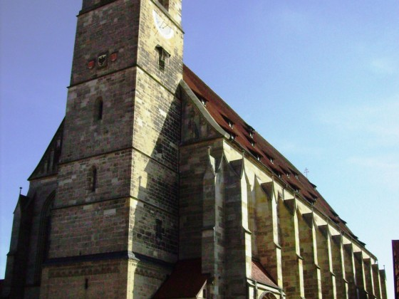Münster St. Georg Dinkelsbühl