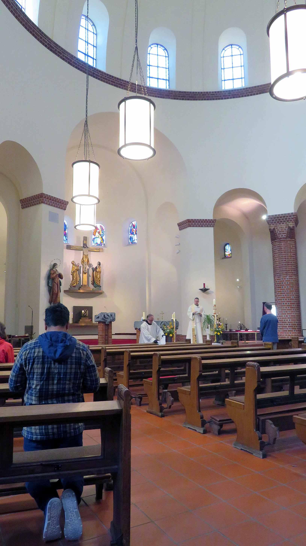 St. Marien unter dem Kreuz