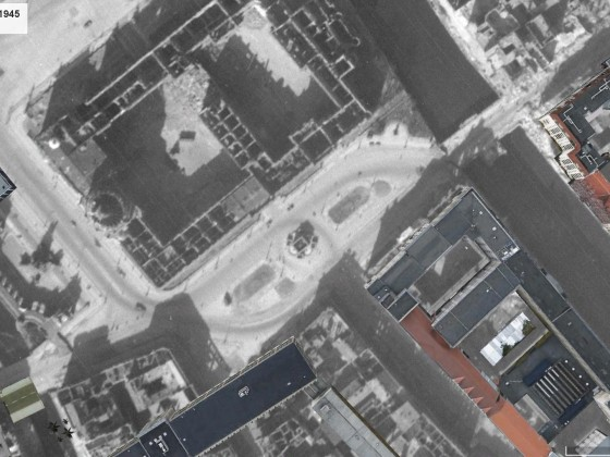 Berlin-Schlossplatz-1945-Vergleich
