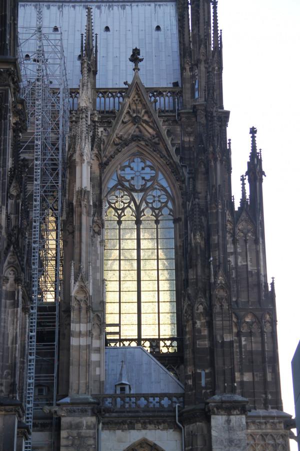 Kölner Dom südliches Querhaus