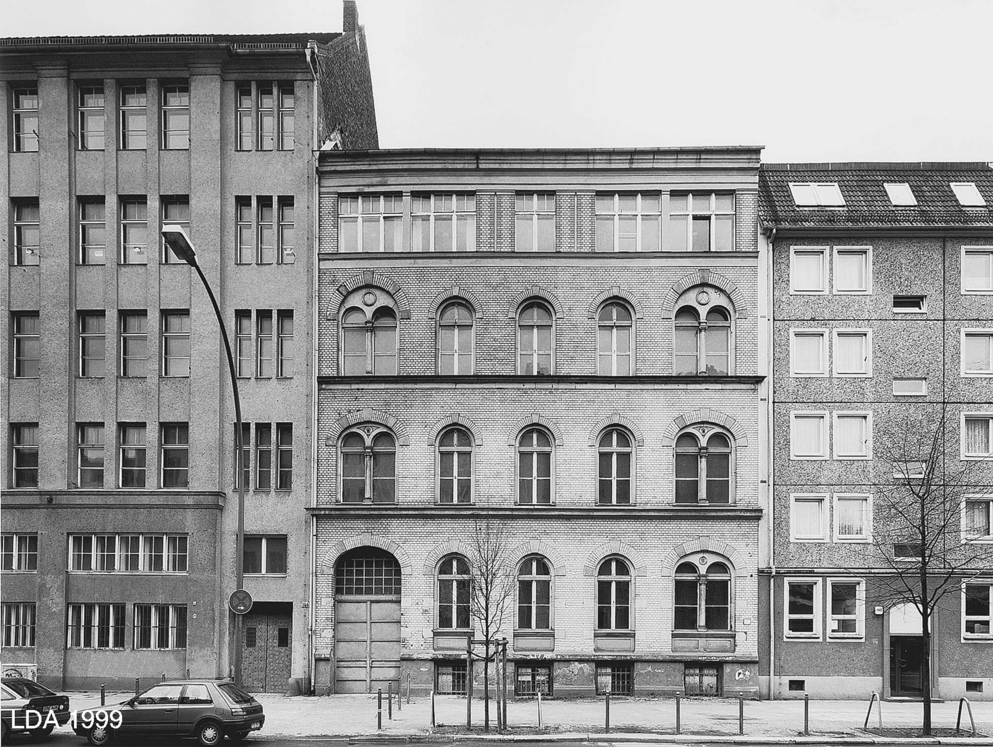 Berlin-Torstraße