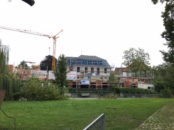 Bauprojekt Wiesenstraße Soest