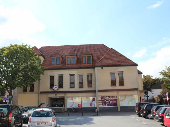 Soest - C&A-Kaufhaus aus den 1980er-Jahren am Kohlbrink