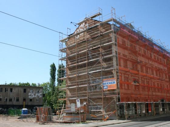 Friedrich-Ebert-Straße 83+85 Sanierung