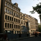 Leipzig-Altstadt Thomaskirchhof 13-14 nachher Gesamt