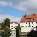 Altbauten am Großen Teich