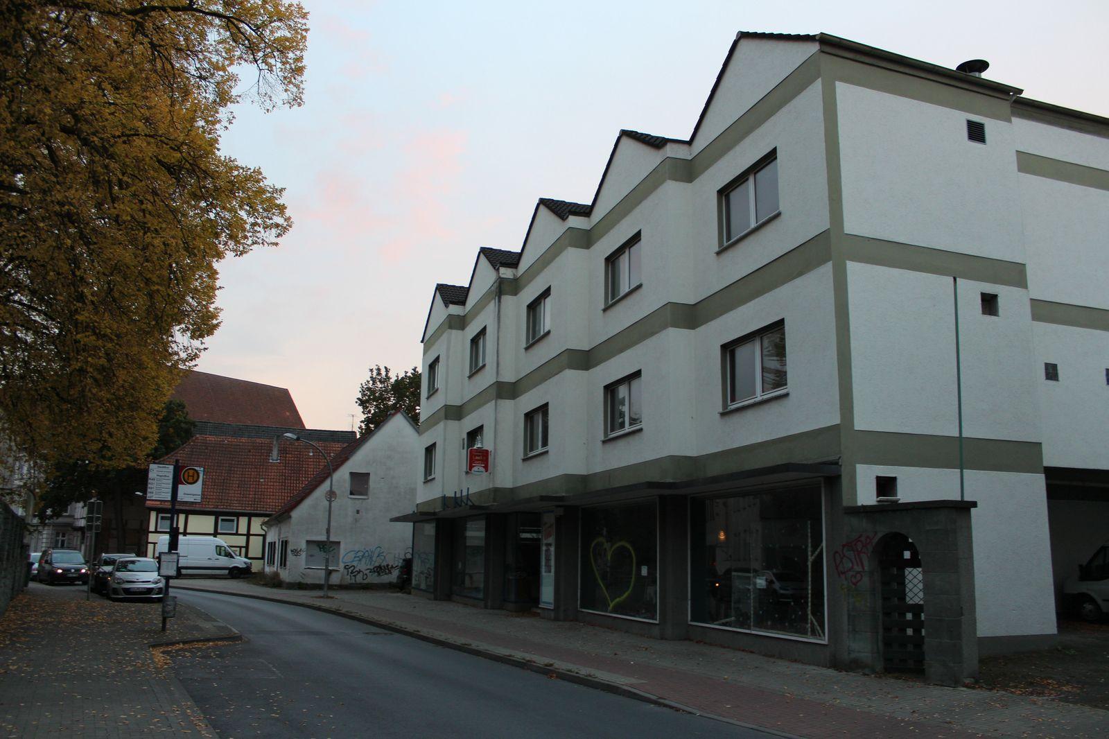 Abrissobjekte an der Thomästraße