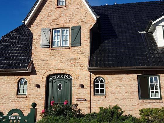 Uthlandfriesisches Haus St Peter Ording