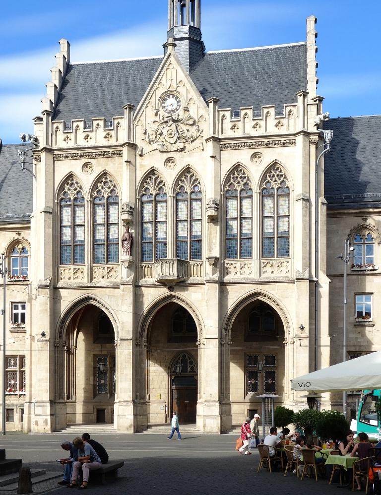 Rathaus Erfurt (1)